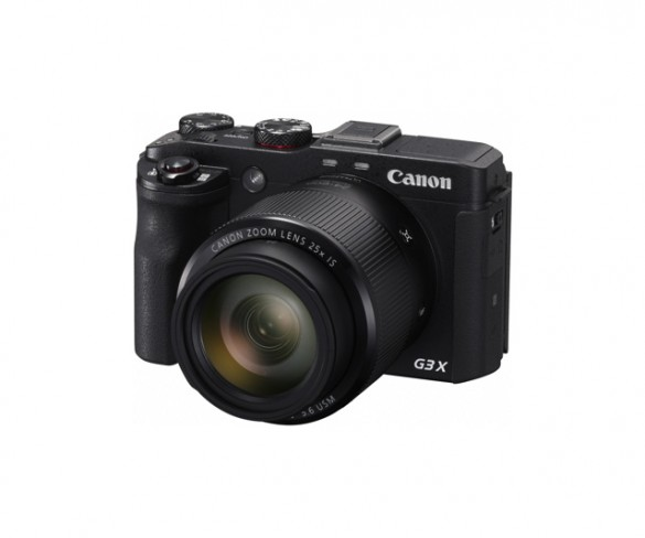 PowerShot G3 X – Premium High Zoom. Lets You Go Further