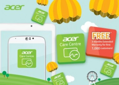 Acer Care Centre goes Mobile
