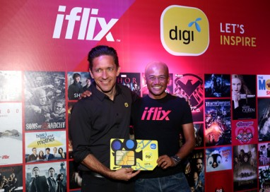 Digi-iflix Partnership eases customer access to On-Demand Entertainment