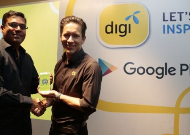 Digi launches Malaysia's First Direct Billing facility for Google Play Store