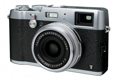 FUJIFILM X100T – The thrill of control. The passion for shooting