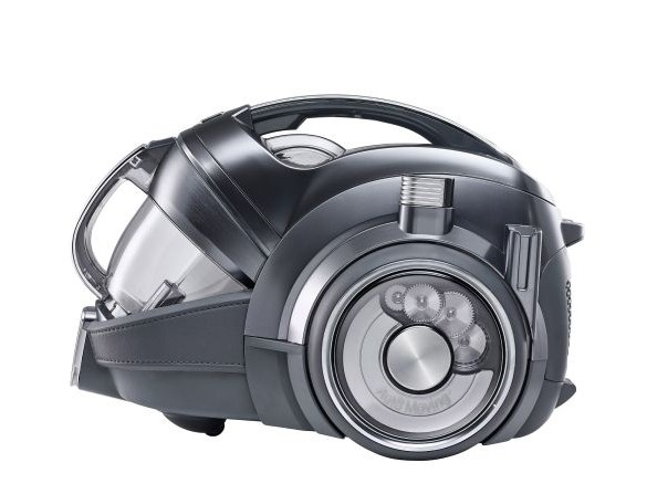 LG showcases Premium Cordless Vacuum Cleaning CordZero Collection at IFA 2015