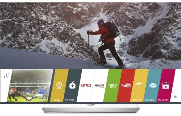 LG teams up with Amazon to offer Streaming HDR on webOS Smart TV platform