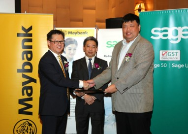 Maybank & SAGE introduce New Digital Solution for SMEs