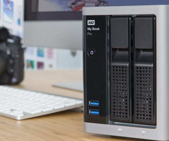 New My Book Pro is WD's Fastest External Solution