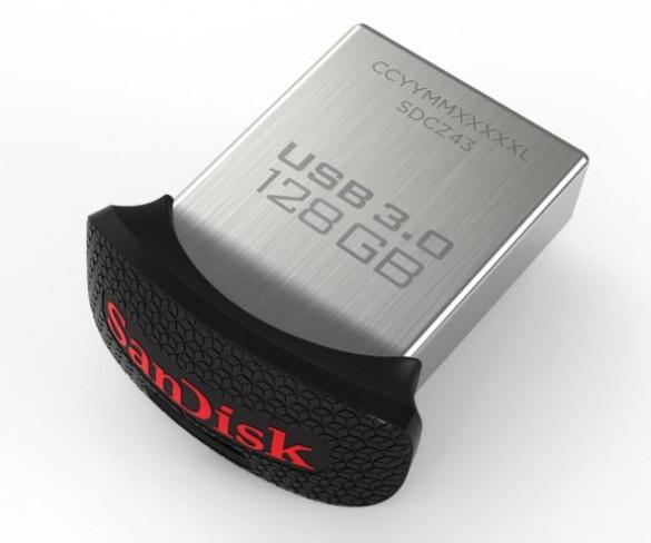SanDisk introduces Breakthrough USB 3.0 Flash Drives