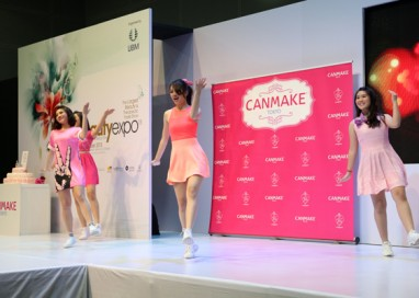CANMAKE presents Tokyo's latest makeup trends