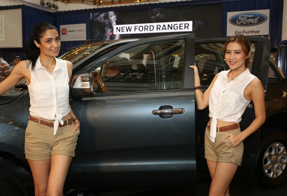 New Ford Ranger is the Most Capable, Powerful, Smartest Pickup in Malaysia
