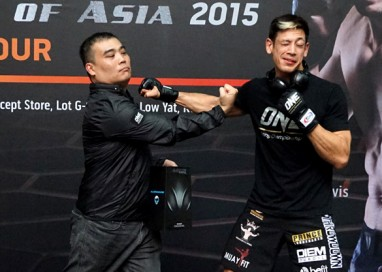 ONE Championship forges partnership with Alienware for ONE: TIGERS OF ASIA 2015