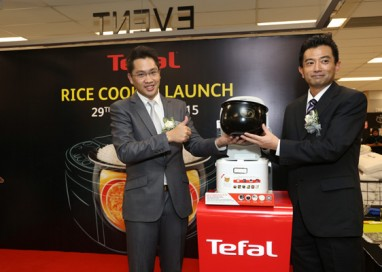 Tefal 'Rices' to the Occasion
