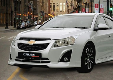 2015 Chevrolet Colorado Sport & Cruze Sport officially revealed