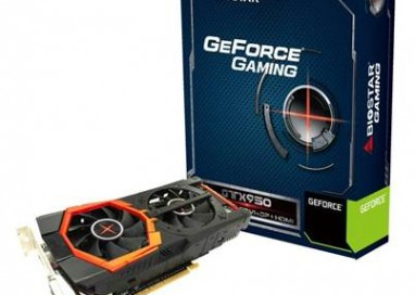 BIOSTAR GeForce Gaming GTX 950 announced, Stylish Performance for Competitive Gaming