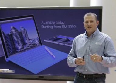 Reinventing Productivity with Surface Pro 4