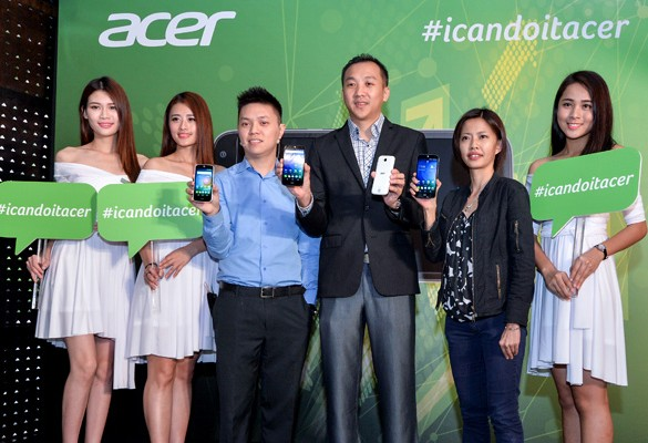 The New Acer Liquid Smartphones – With You All the Way