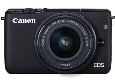 Express creativity with Canon's new mirrorless compact camera