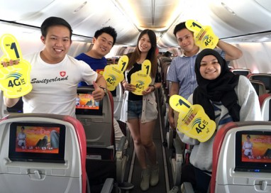 Digi partners with Malindo Air and AeroMobile to offer in-flight mobile internet