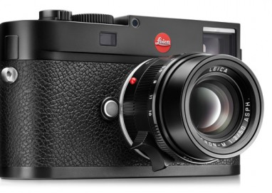 The New LEICA M & LEICA D-LUX Solid Gray