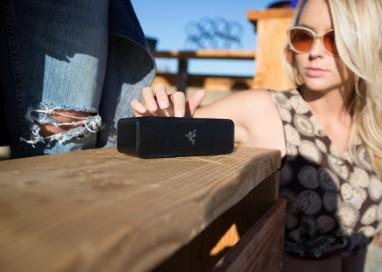 Razer announces Leviathan Mini Bluetooth Speaker