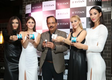 Titan launches the stunning Moonlight collection by Titan Raga