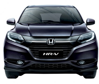 Ride the Revolution with Honda HR-V