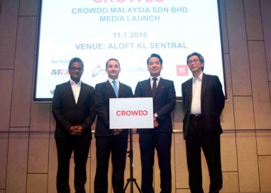 Crowdo breaks new ground in Malaysia with launch of equity crowdfunding platform