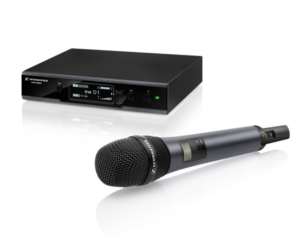 Sennheiser evolution wireless D1 – easy digital wireless for ambitious bands