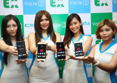 EXMobile Volte Series Smartphone and EX Watch launched in Malaysia