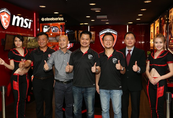 MSI launches New Store and New Tech in Malaysia