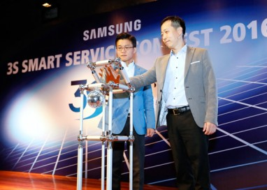 Samsung prioritizes exemplary customer service with its first 3S Smart Service contest