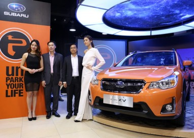 All-New MY16 Subaru XV now available in Showrooms Nationwide