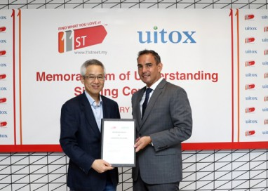 11street collaborates with UITOX