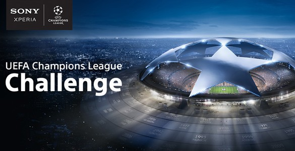 Sony Mobile Malaysia kicks off UEFA Champions League Challenge