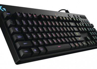 Logitech G expands RGB Mechanical Gaming Keyboard Lineup