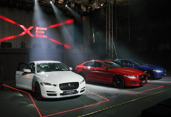 Acclaimed Jaguar XE Sports Sedan launched in Malaysia