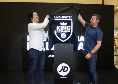JD SPORTS FASHION opens its first Malaysian outlet