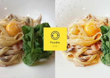 "Introducing the Camera App dedicated solely for Food – ""Foodie"""