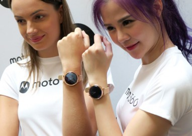 Time for the Future with the New Moto 360