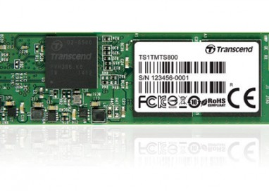 Transcend introduces 1TB M.2 Solid State Drive for Ultra-thin Computing Systems