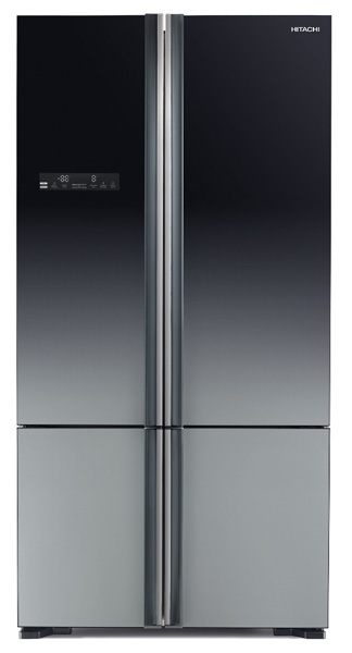 Hitachi-French-Bottom-Freezer
