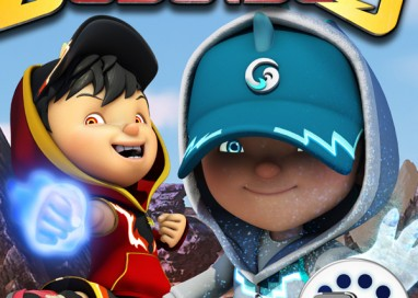 8elements releases Movie Game BoBoiBoy Power Spheres on Google Play