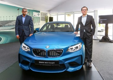 BMW Group Malaysia introduces the New BMW M2 Coupé at the BMW Malaysia Open 2016