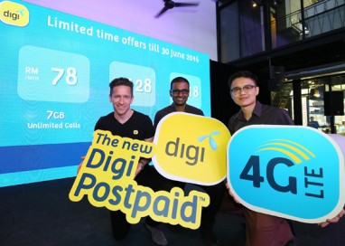 New Digi Postpaid offers more internet and rollover of unused quota