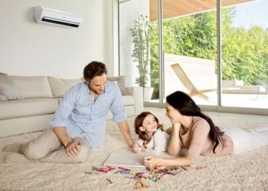 Breeze through this heatwave with Samsung's new Triangle Room Air-Conditioner