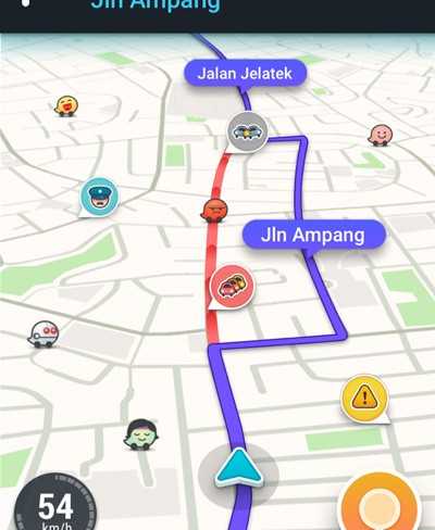 Waze 4.0, the New Face for Waze Android Users
