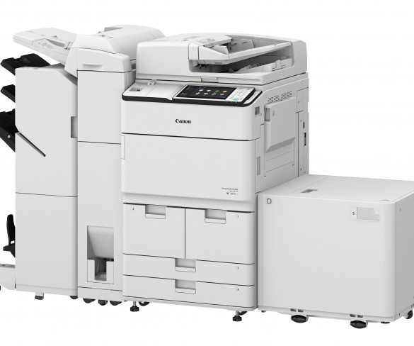 Next Generation of Canon imageRUNNER ADVANCE Series helps businesses boost productivity and security
