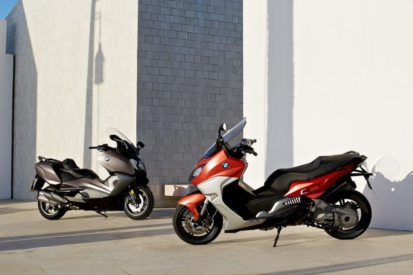 The new BMW C 650 GT and the new BMW C 650 Sport