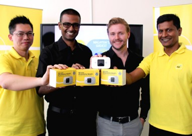 Digi launches Malaysia's First LTE-A-Capable Mobile Broadband Device Bundles