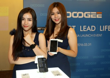 Doogee launches a series of new devices to Malaysian Market