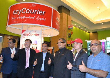ezyCourier makes its debut in Malaysia!