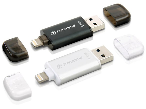 Transcend releases JetDrive Go 300 with Dual Connectors